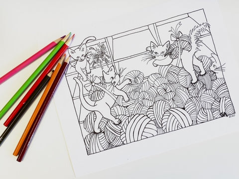 Exclusive Juicy Coloring Page