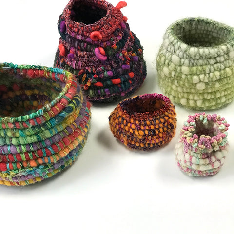 Crochet Vessels (NOT for Beginners)