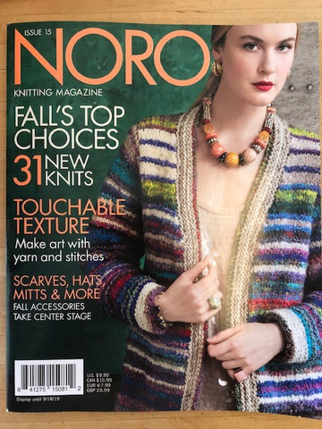 Noro Magazine Fall/Winter 2019