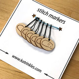 Katrinkles Removable Stitch Markers
