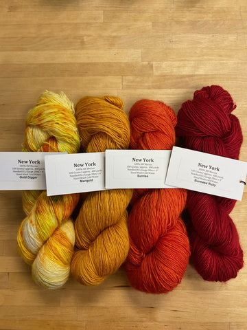 Baah Yarn Hiberknitalong Kits