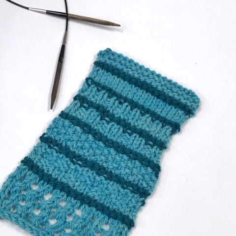 Knitting 102: Beyond Garter Stitch
