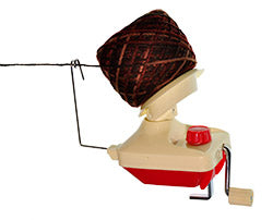 Lacis Red Ball Winder