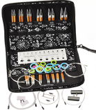 "SPIN 5"" Interchangeable Knitting Needle Set"