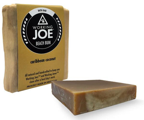Working Joe Body Bar Soap