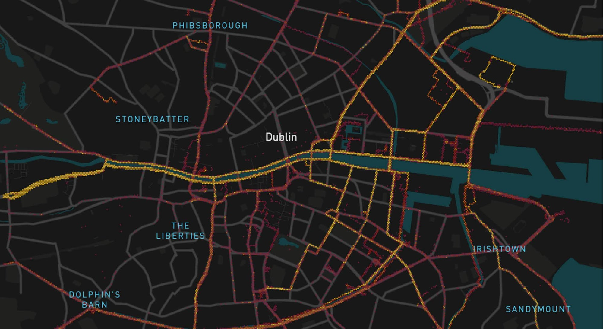 SEE.SENSE AND AECOM - A BRIGHT IDEA FOR CYCLE NETWORK ANALYSIS