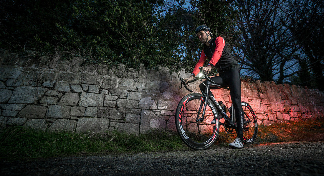 11 ways to keep safe when cycling this winter