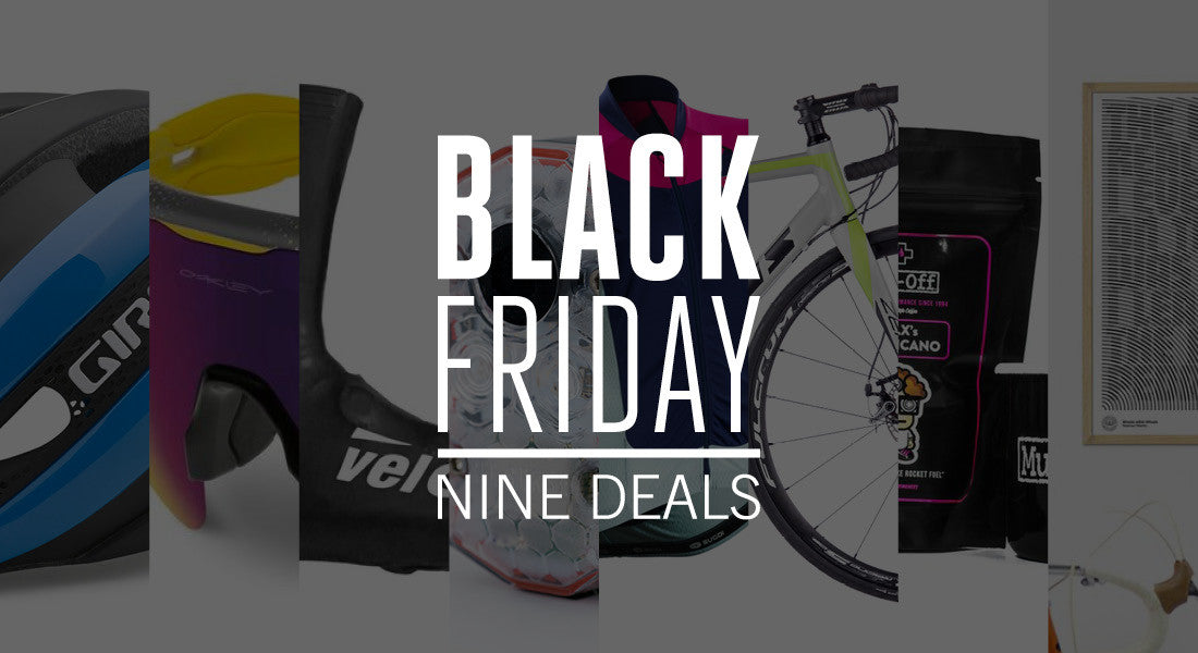 See.Sense Guide: 9 great cycling bargains for Black Friday