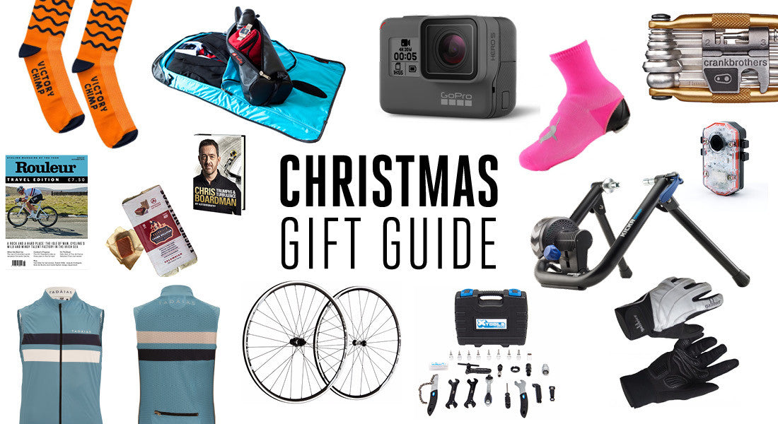 16 great Christmas gift ideas for the cyclist in your life