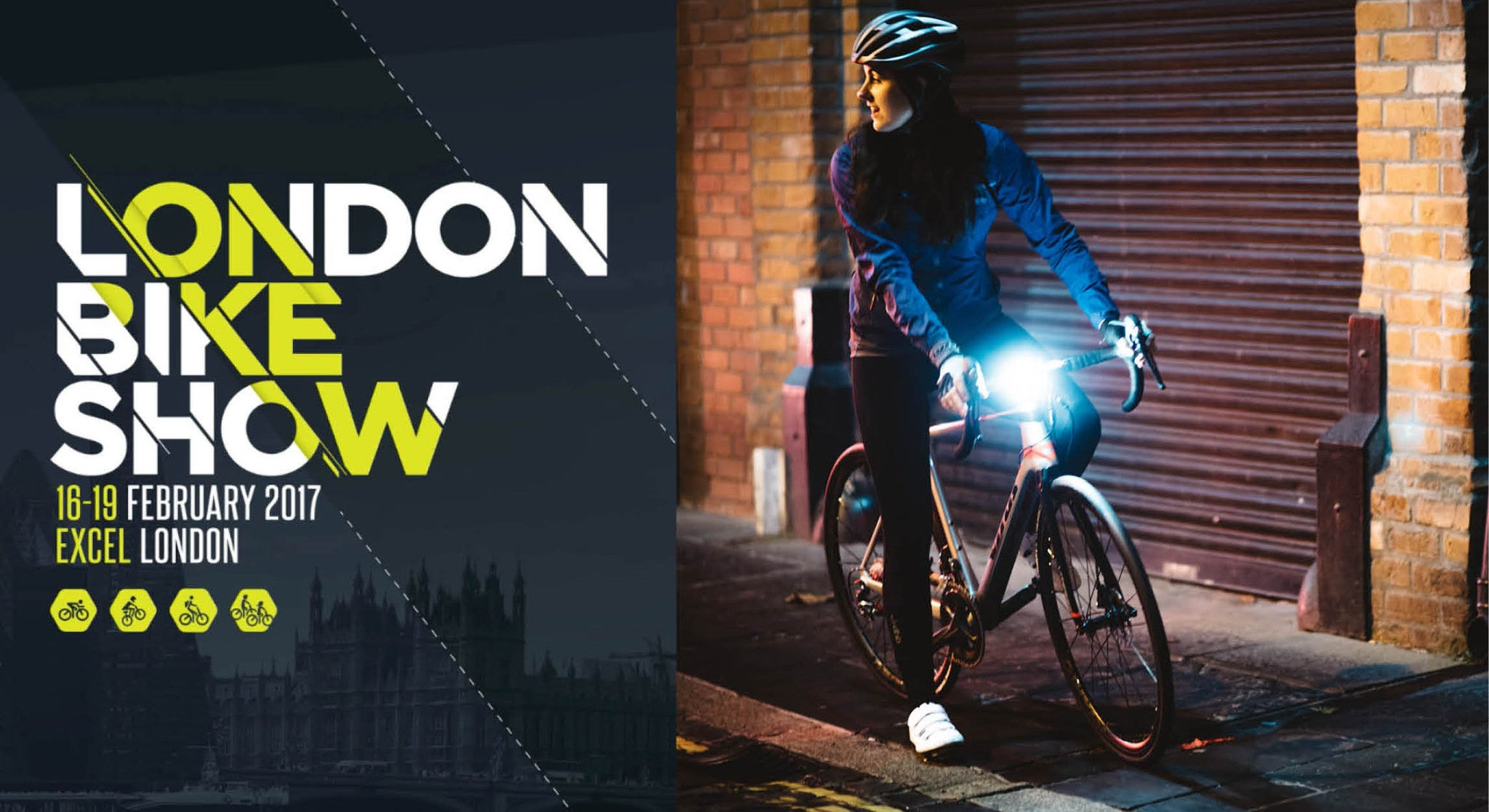 Things we're excited for at The London Bike Show