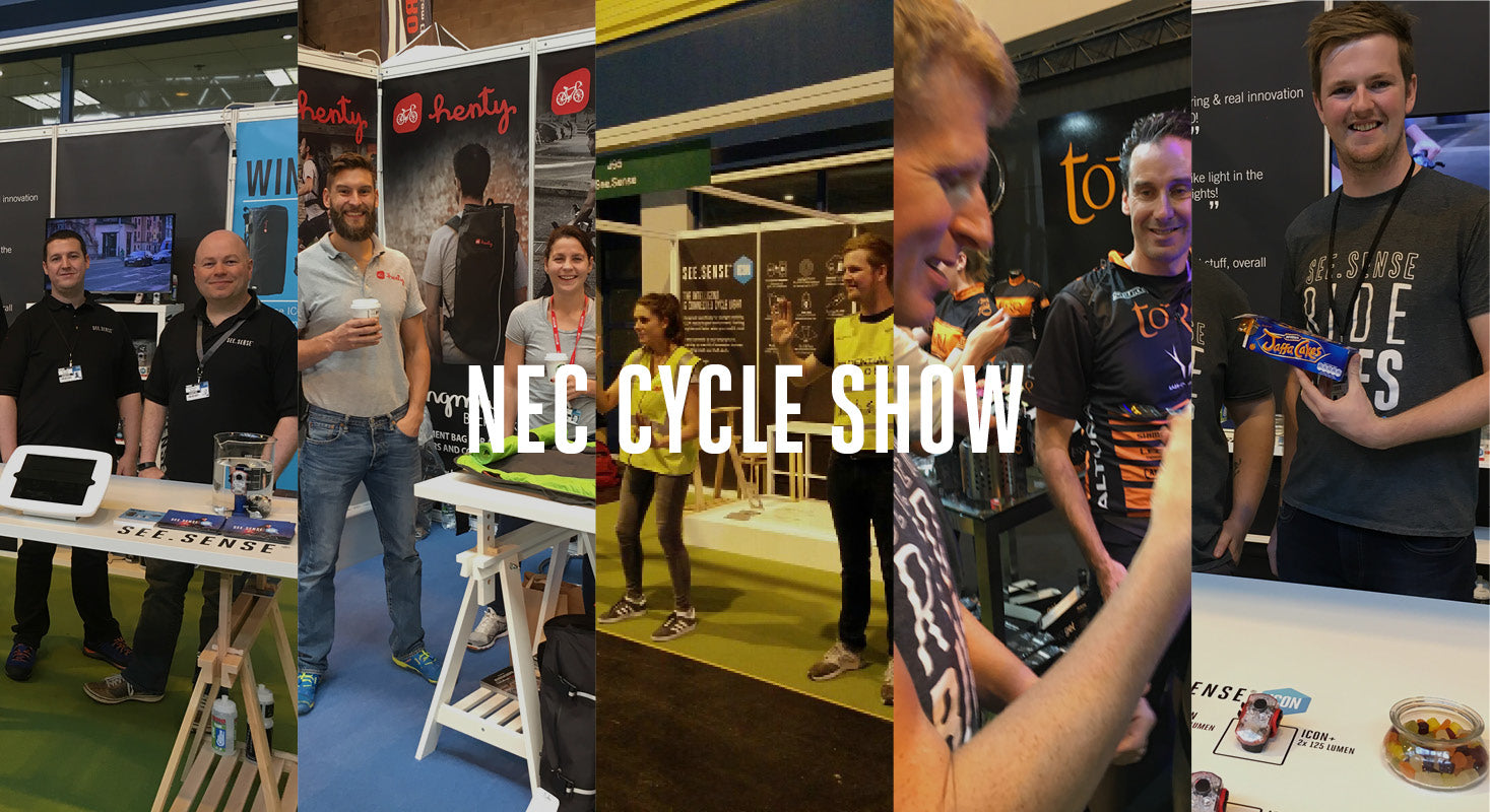 Things We Are Looking Forward To Seeing At The Cycle Show
