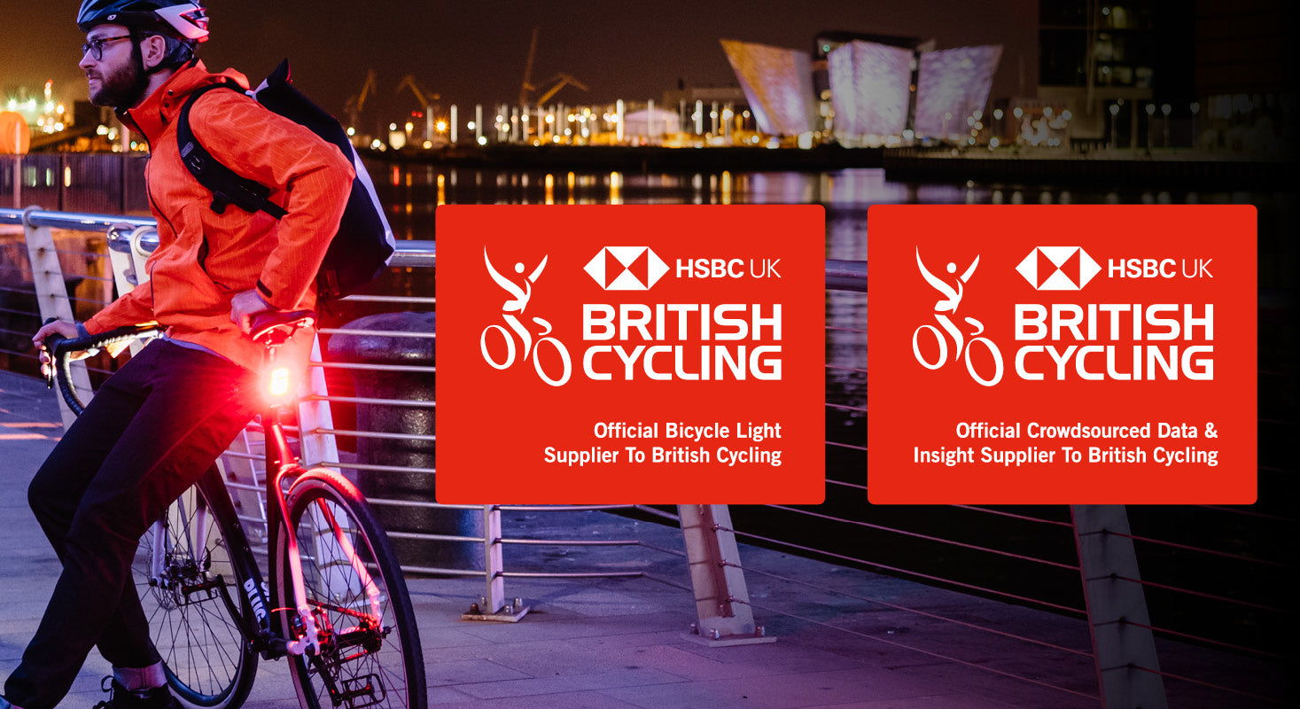 In Partnership With British Cycling