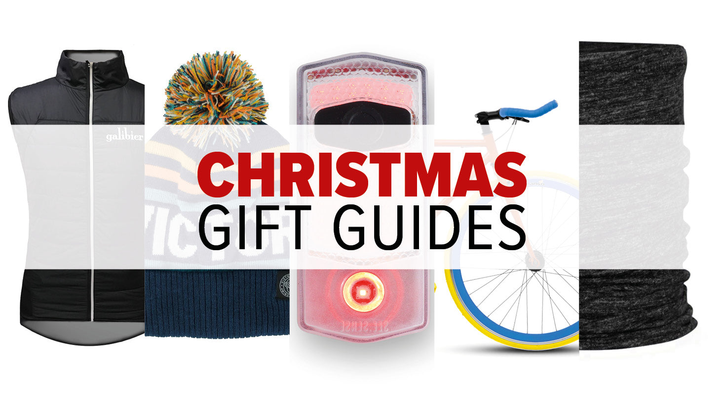 5 Christmas Gifts For The Cyclist In Your Life, Direct From Northern Ireland