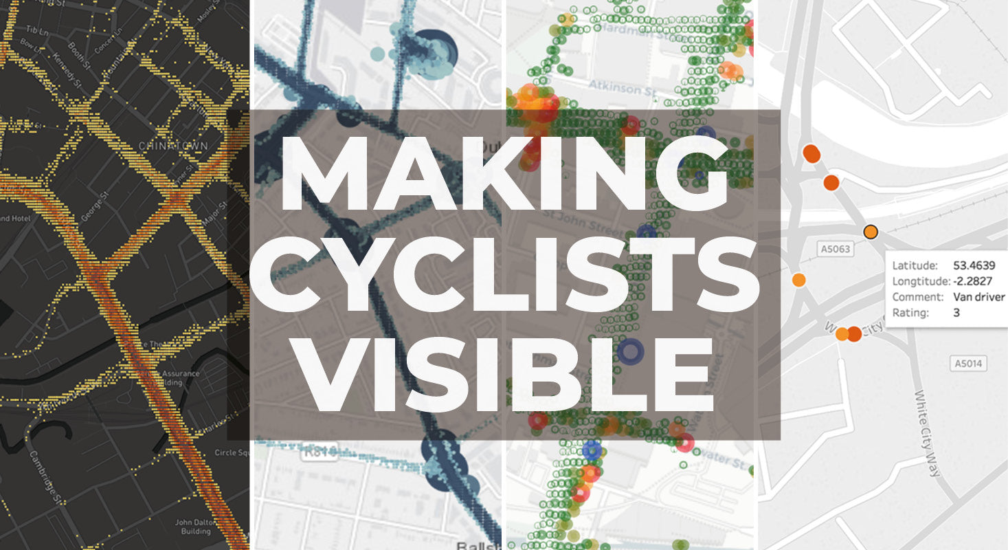 MAKING CYCLISTS VISIBLE: WHERE SEE.SENSE COMES IN