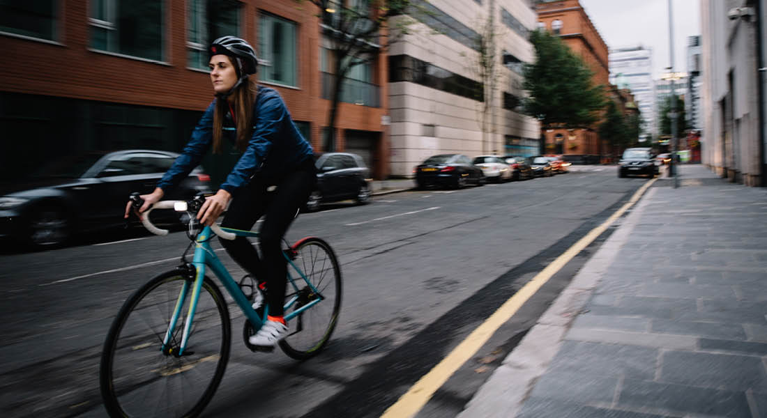 Why more people should cycle to work more often