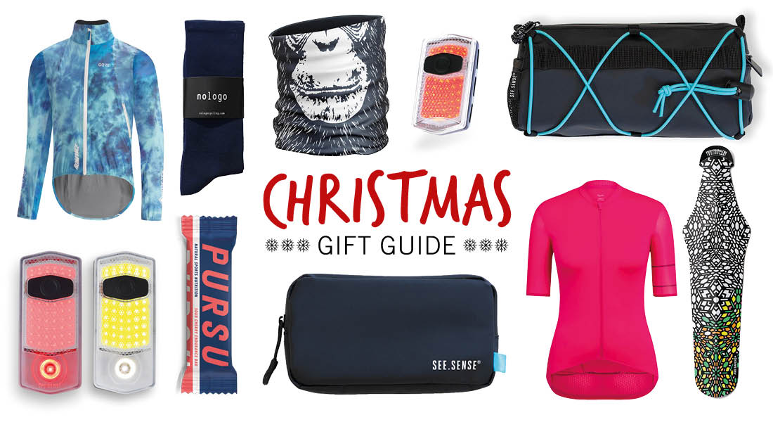 From Stocking Fillers To Lavish Cycling Kit | Christmas Gift Guide For Cyclists 2019