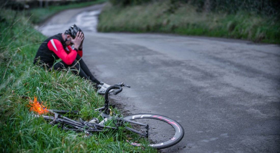 Cycling accidents and near misses: Why the facts and figures don't always add up