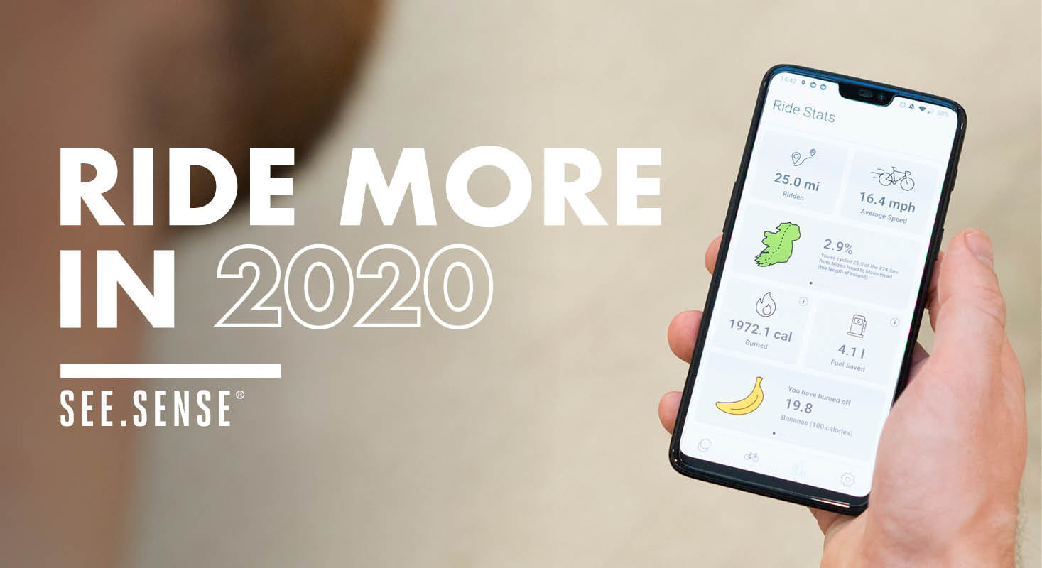 How See.Sense Can Help You Ride More In 2020