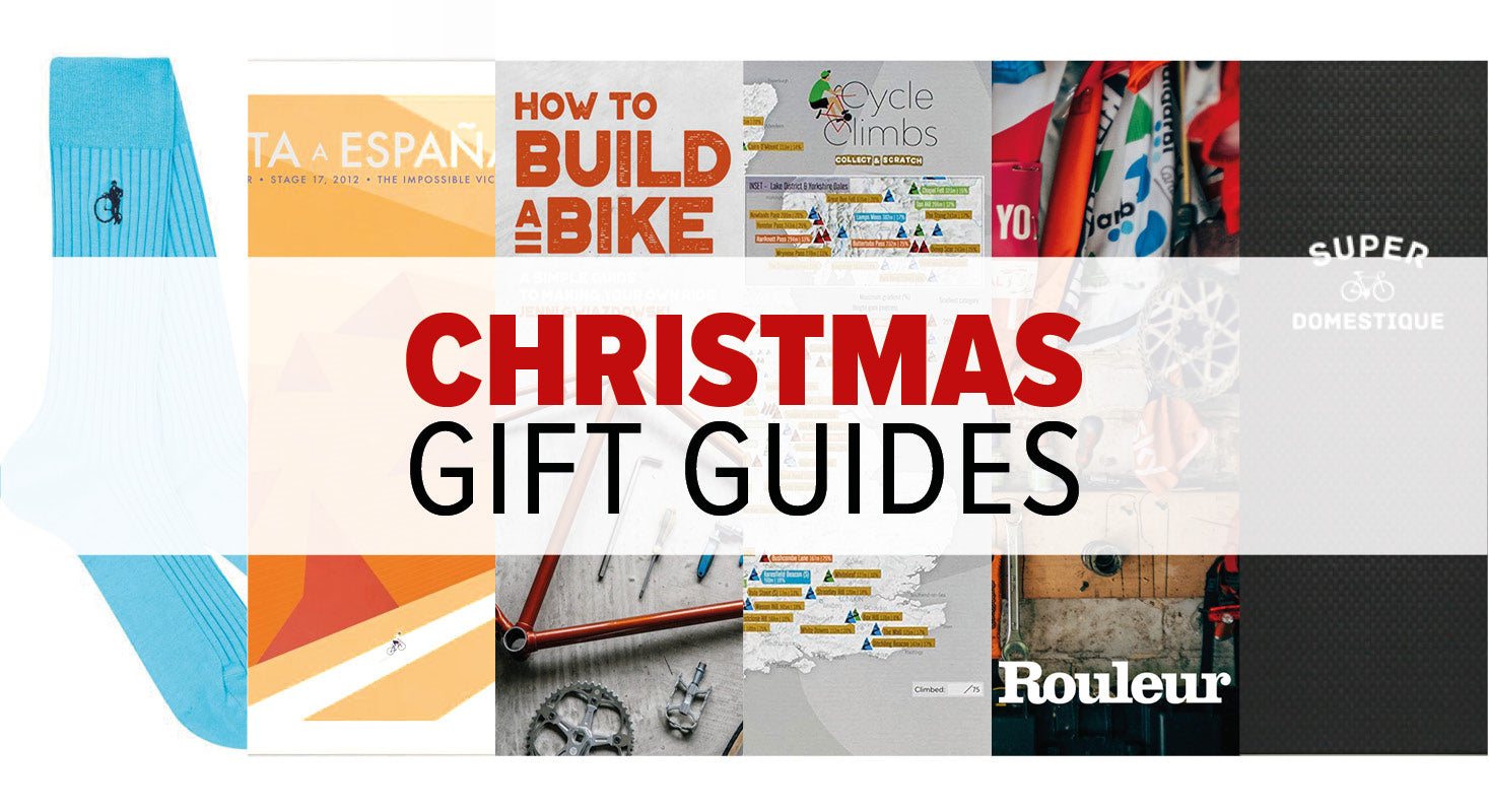 6 Gifts Under £40 For The Cyclist In Your Life