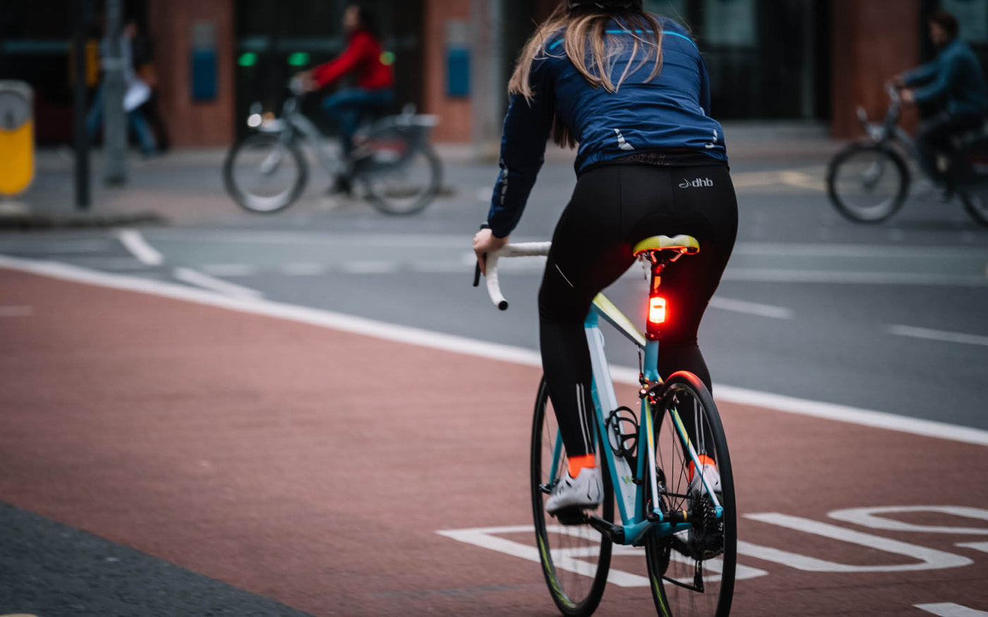 See Sense - Reactive Bike Lights for Safer Rides | See Sense