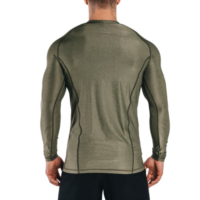 Flight Long Sleeve – Rifle Green