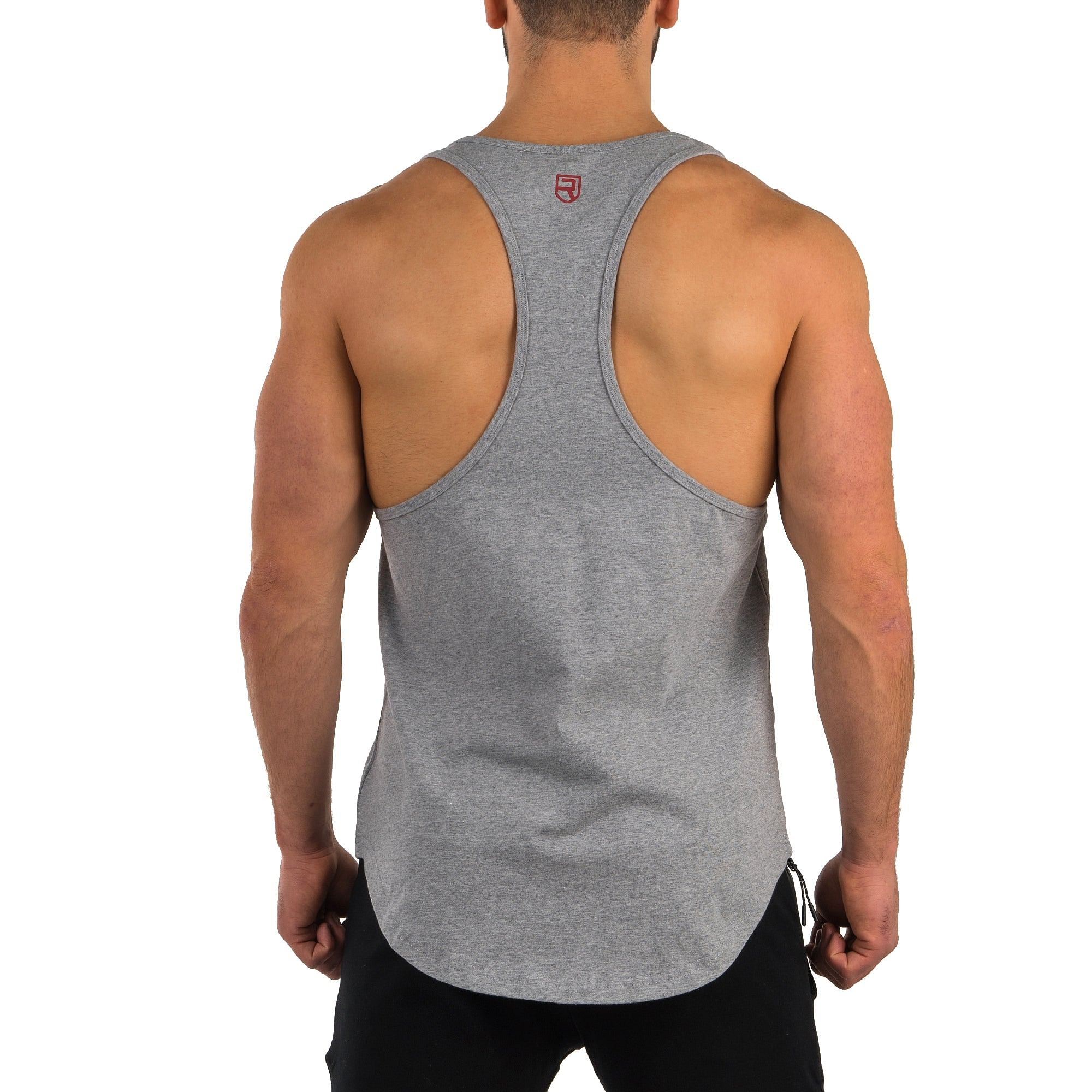 Legends Never Die Stringer – Grey - Rise