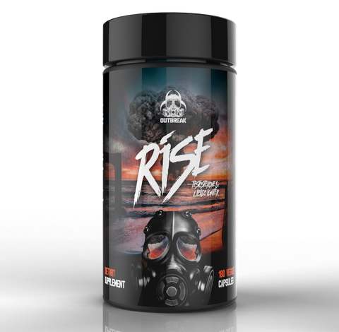 Rise - Testosterone Booster