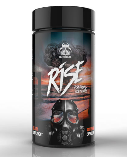 Rise - Testosterone Booster.