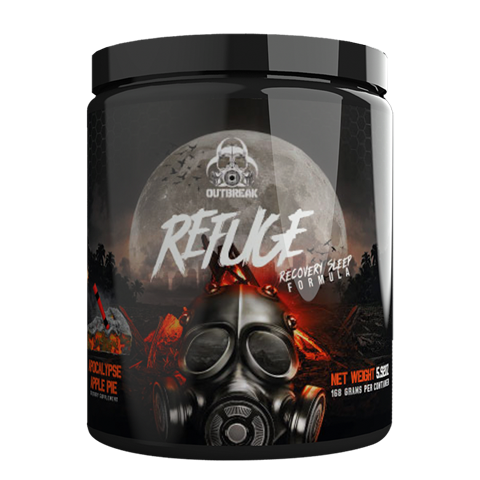 Refuge - Recovery & Sleep Formula
