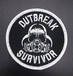 Outbreak Nutrition Military Patches