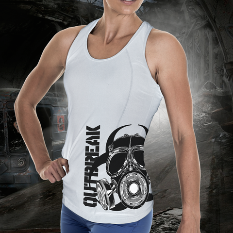 Women's Outbreak Survival Tank