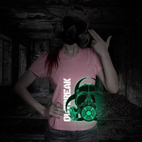 Women's Radiation Glow T-Shirt