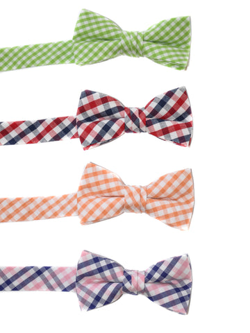 Bow Tie,  Boys Gingham