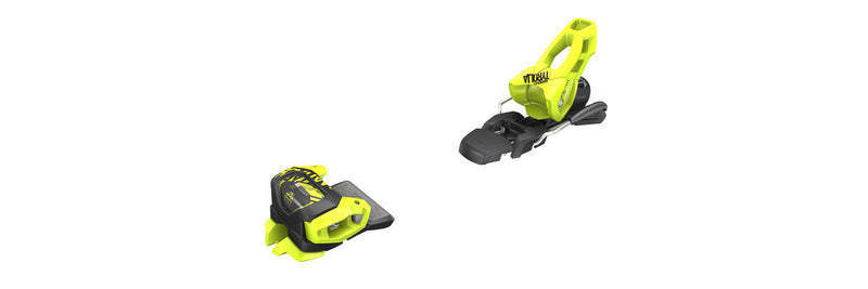 Tyrolia Attack 11 GW Ski Bindings 2021 (Flash Yellow)