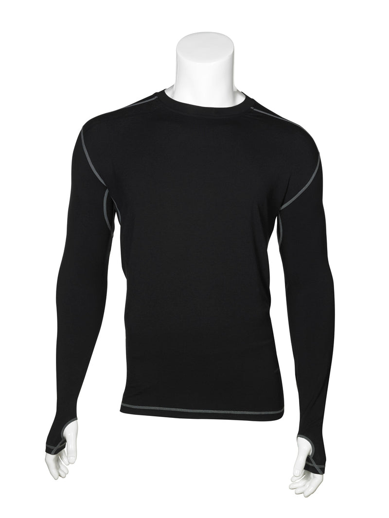 Treviso Mens Bamboo Wool Top