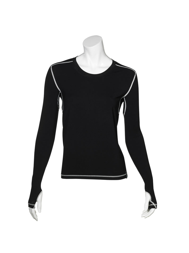 Treviso Ladies Bamboo Wool Top