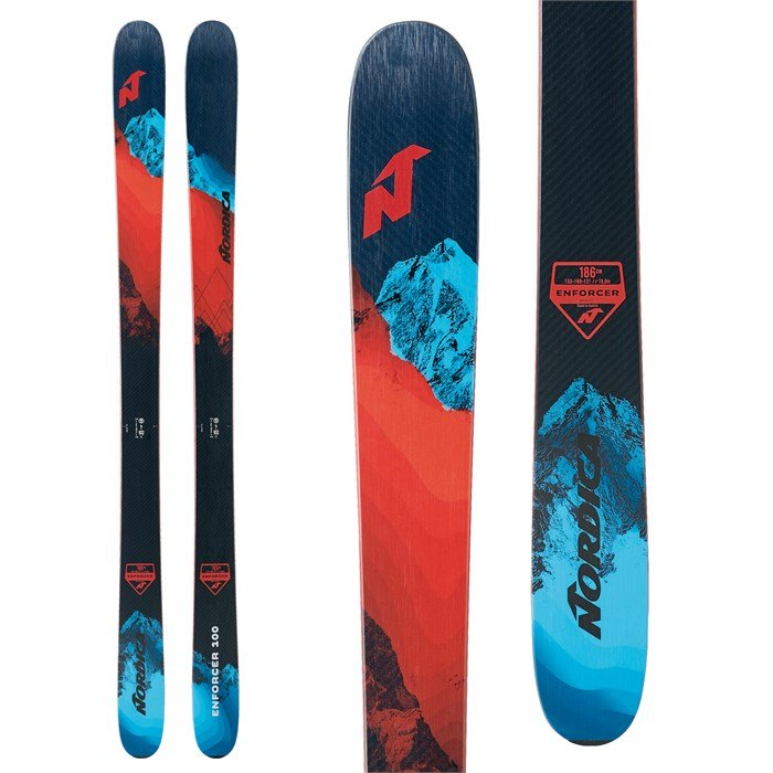 Nordica Enforcer 100 Skis 2021