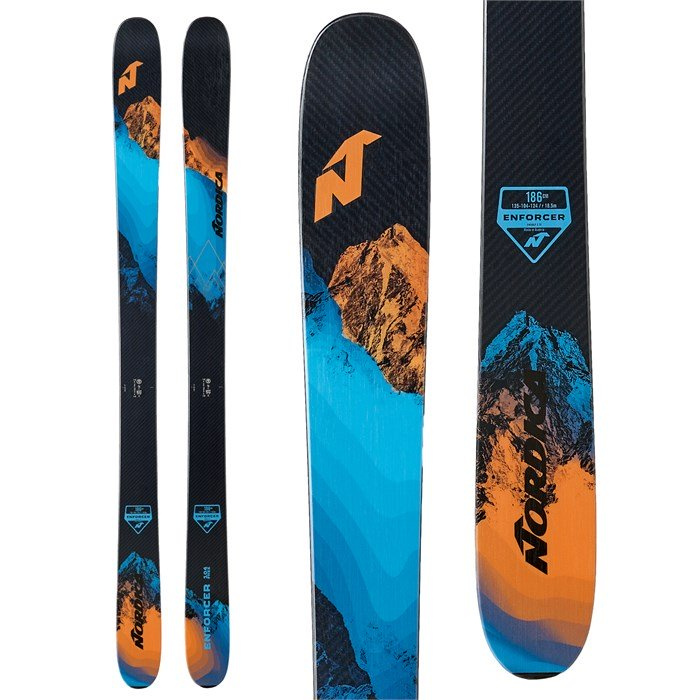 Nordica Enforcer 104 Free Skis 2021