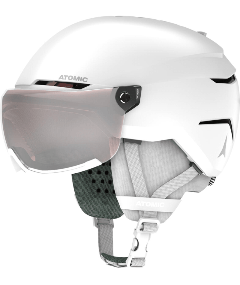 Atomic Savor Jr Helmet (WHITE)