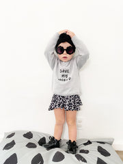 Love Bubby Save My World Earth Day Kids Children cute clothes