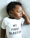 My First Election Bodysuit
