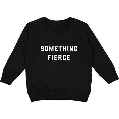 Something Fierce Pullover