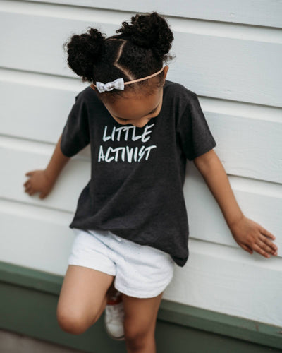 Apparel & Accessories > Clothing > Baby & Toddler Clothing > Baby & Toddler Tops - Little Activist
