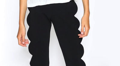 Lanoosh: Dove Sev Pant