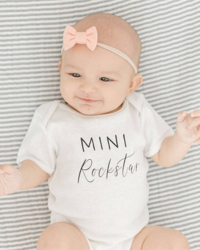 Mini Rockstar Bodysuit