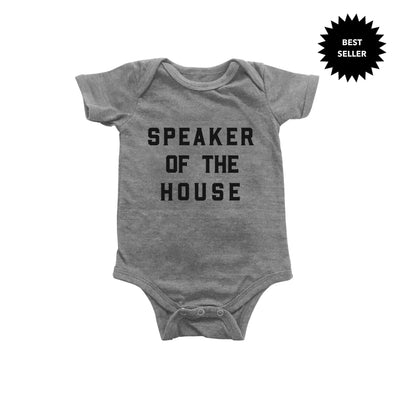 Speaker Of The House Bodysuit