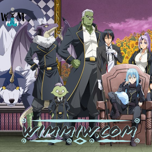 Currently Watching: That Time I Got Reincarnated as a Slime Season 2