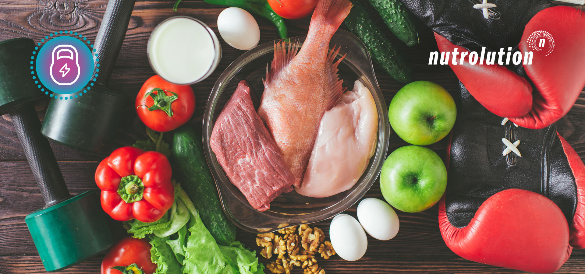 Protein supplement for muscle gain and fat loss