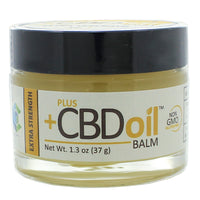 PlusCBD Oil Balm Extra Strength