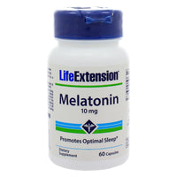 Melatonin 10 mg by Life Extension